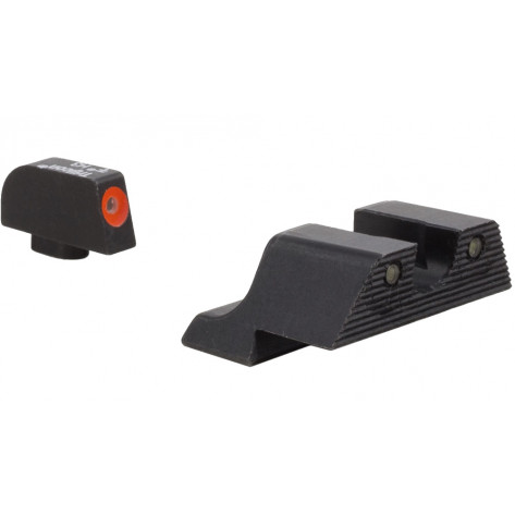 Trijicon HD XR Glock Night Sight Set - Orange Front Outline