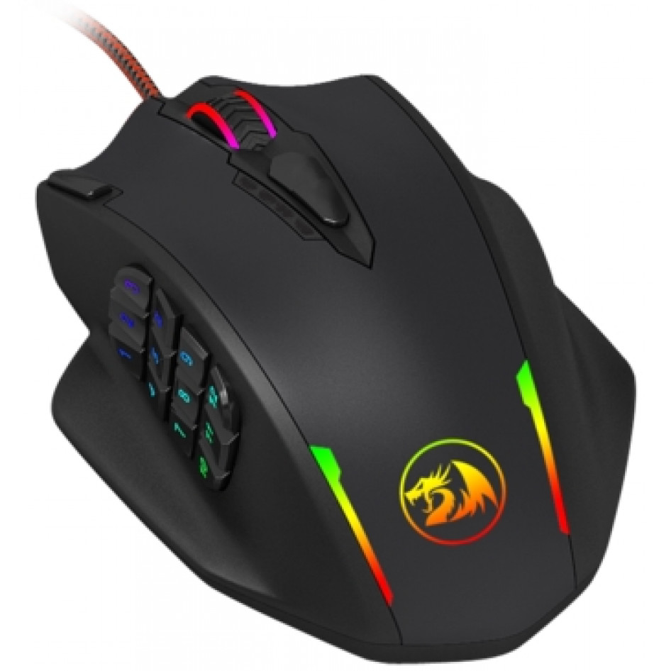 39eba610968 Redragon Impact 12400 DPI Gaming Mouse | Buy online - Futurama.co.za
