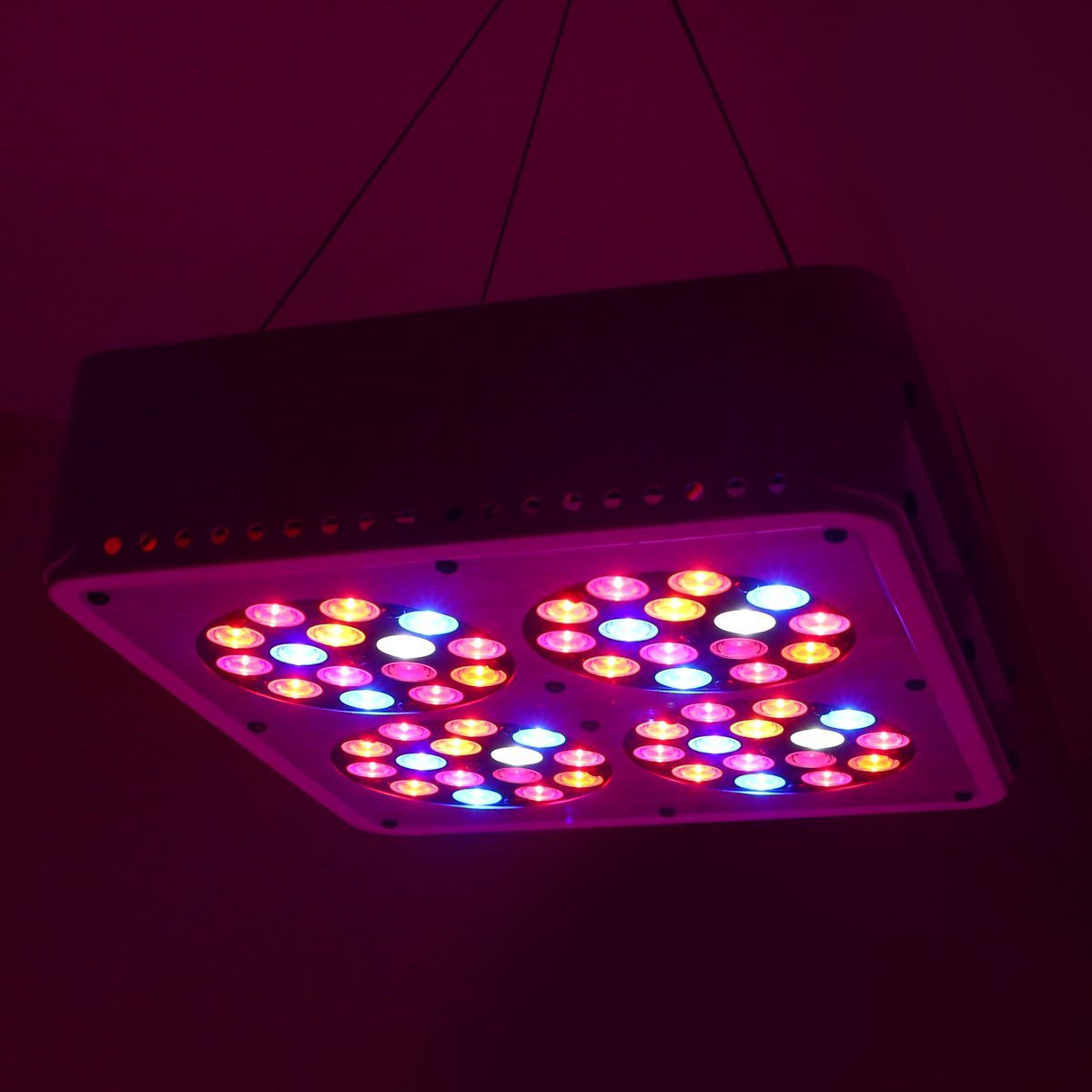 Apollo 4 Full Spectrum Led Grow Light 180w 124w True