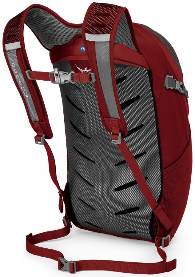 pretty nice huge selection of 2018 sneakers Osprey Daylite Plus Backpack - Real Red | Buy online - Futurama.co.za