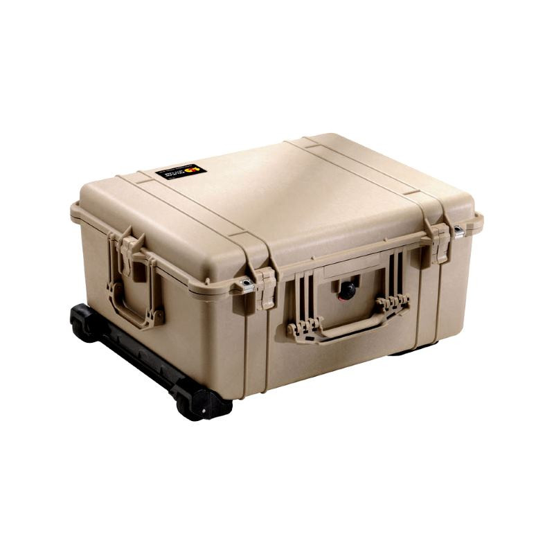 Pelican 1610 Large Case - Desert Tan