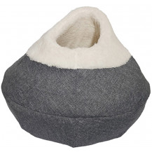 Rosewood 40 Winks Cosy Plush Cat Cave