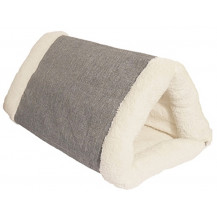 Rosewood 40 Winks Snuggle Plush 2 in 1 Cat Comfort Den