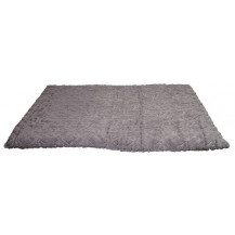 Rosewood 40 Winks Orthopaedic Bone Plush Pet Mattress - Small, Grey