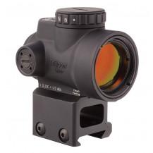 Trijicon 1x25 MRO 2.0 MOA Adjustable Red Dot Sight