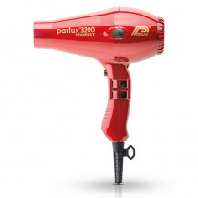 Parlux 3200 Compact Hair Dryer - 1900W, Red