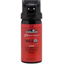 Defense Technology First Defense MK-3 Stream Pepper Spray - 1.3%, Red, 1.5oz