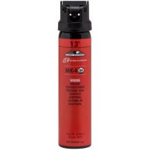Defense Technology First Defense MK-4 Stream Pepper Spray - 1.3%, Red, 3oz