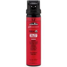 Defense Technology First Defense 360° MK-4 Stream Pepper Spray - 1.3%, Red, 3oz