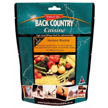 Back Country Cuisine Venison Risotto Freeze Dried Meal