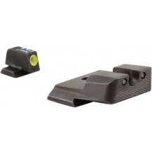 Trijicon SA137Y S&W HD Night Sight Set (Yellow Front Outline)