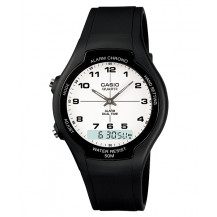 Casio Retro AW-90H Watch (Resin Band)