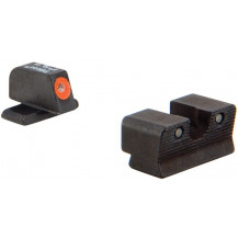 Trijicon SG103O HD Night Sight Set with Orange Front Outline
