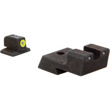 Trijicon CA128Y 1911 HD Night Sight Set (Yellow Front Outline)