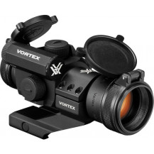 Vortex Strikefire II  1 x Magnification , Red & Green Illuminated Dot 4 MOA