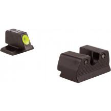 Trijicon FN101-C-600676 FN HD Night Sight Set Yellow