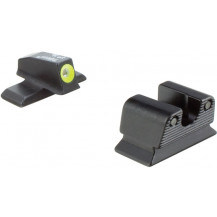 Trijicon BE114-C-600772 Beretta PX4 Compact HD Night Sight (Yellow Front Outline)