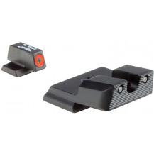 Trijicon SA139-C-600722 S&W M&P Shield HD Night Sight Set Orange