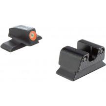 Trijicon BE114-C-600773 Beretta PX4 Compact HD Night Sight (Orange Front Outline)