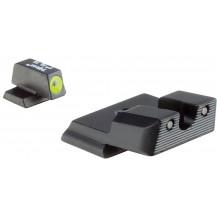 Trijicon SA139-C-600721 S&W M&P Shield HD Night Sight Set Yellow