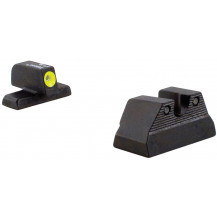 Trijicon HK106Y H&K USP HD Night Sight Set (Yellow Front Outline)