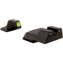 Trijicon HK110Y H&K HD Night Sight Set (Yellow Front Outline)