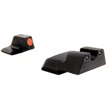 Trijicon HK111O H&K 45 HD Night Sight Set (Orange Front Outline)