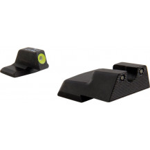 Trijicon HK111Y H&K 45 HD Night Sight Set (Yellow Front Outline)