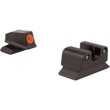 Trijicon BE110O Beretta PX4 HD Night Sight Set (Orange Front Outline)