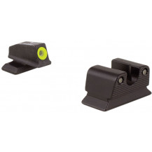 Trijicon BE110Y Beretta PX4 HD Night Sight Set (Yellow Front Outline)