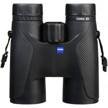 Zeiss Terra ED 10x42 Binoculars - Black