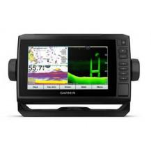 Garmin Echomap UHD 72cv Chartplotter - w/GT24UHD-TM xdcr