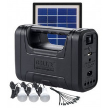 SunFire Solutions Mini Solar Home System
