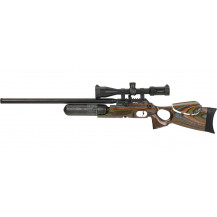 FX Airguns Crown MKII Air Rifle - 5.5mm, Laminate Green - Scope NOT included.
