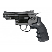 "ASG Dan Wesson 2.5"" Black Airpistol 4.5mm"