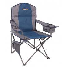 Oztrail Sovereign Cooler Arm Chair (130kg)