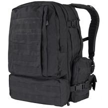 Condor 3 Day Assault Backpack - Black, 50L