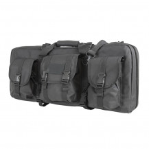 "NcSTAR 28"" Deluxe Submachine Gun Ar & Ak Pistol Case - Urban Grey"