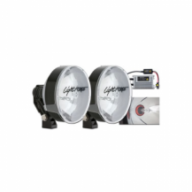 Lightforce 170mm Driving Light Twin Pack (HID170T50W)