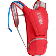Camelbak Classic 2.5L Hydration Pack - Racing Red/Silver