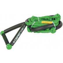 O'Brien Core Wakesurf Rope - Green