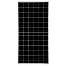 Ja Solar Mono MBB Percium Half-Cell Solar Panel with MC4 - 450W, Silver Frame
