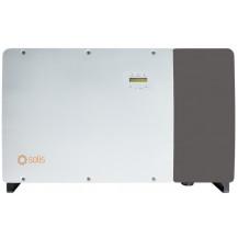 Solis 5G 3 Phase Single MPPT High Voltage Inverter - 125kW, DC