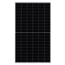 Ja Solar Mono MBB Percium Half-Cell Solar Panel with MC4 - 345W, Silver Frame