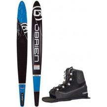 O'Brien Watersports - Siege 69 Avid Slalom Blank Waterski Combo