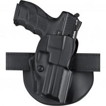 Safariland 5198 Open Top Concealment Paddle/Belt Loop Gun Holster - L/H (Glock)