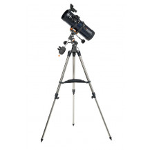 Celestron Astromaster 114EQ Reflector Telescope With Motor Drive &  Phone Adapter - 114 mm