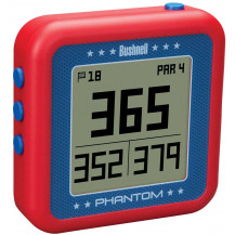 Bushnell Phantom GPS Golf Rangefinder - Red