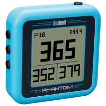 Bushnell Phantom GPS Golf Rangefinder - Blue