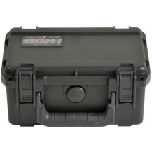 SKB iSeries 0806-3 Utility Case with Cubed Foam - Black